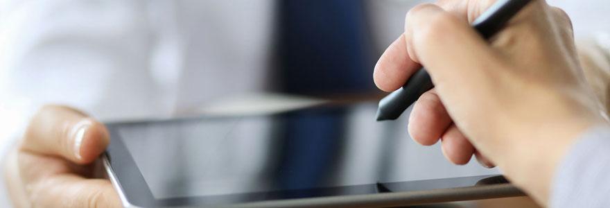 Choix d'un logiciel de signature électronique